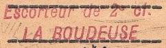 * LA BOUDEUSE (1940/1958) * 5108_c11