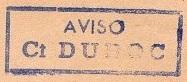 * COMMANDANT DUBOC (1939/1963) * 551210