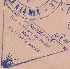 * JAURÉGUIBERRY (1958/1977) * 691110