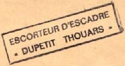 * DUPETIT-THOUARS (1956/1988) * 709_0010