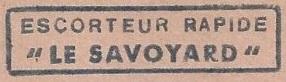 * LE SAVOYARD (1957/1980) * 7506_c10
