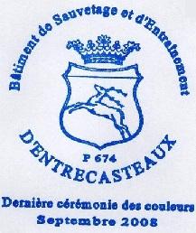 * D'ENTRECASTEAUX (1971/2008) * 835_0010