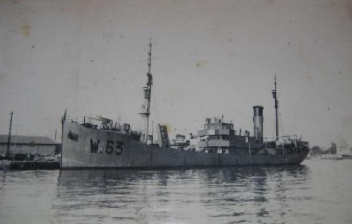 * SERGENT GOUARNE (1939/1943) * 8510