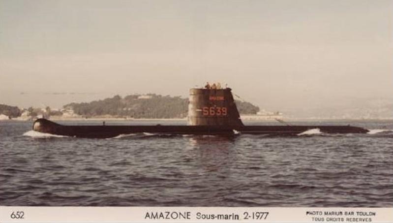 * AMAZONE (1959/1980) * 933_0010