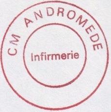 * ANDROMÈDE (1984/....) * 970110
