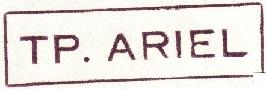 * ARIEL (1965/2000) * 980810