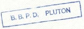 * PLUTON (1986/....) * 980910