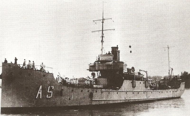 * ARRAS (1919/1946) * Aviso-10