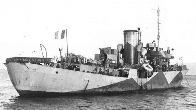 * ALYSSE (1941/1942) * Corvet10