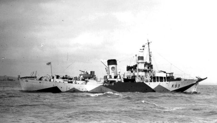 * COMMANDANT D'ESTIENNE D'ORVES (1942/1947) * F4564910