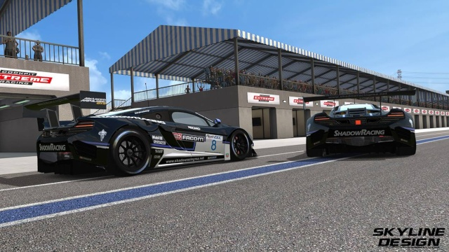 SHADOWRACING ENTRY FOR EEC GT3 SPRINT Shadow14