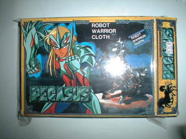 Cavalieri dello Zodiaco Bootlegs anni '80 - '90 Beta_e10