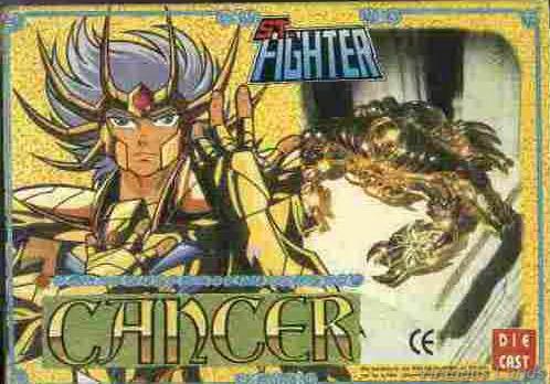 Cavalieri dello Zodiaco Bootlegs anni '80 - '90 Cancer10
