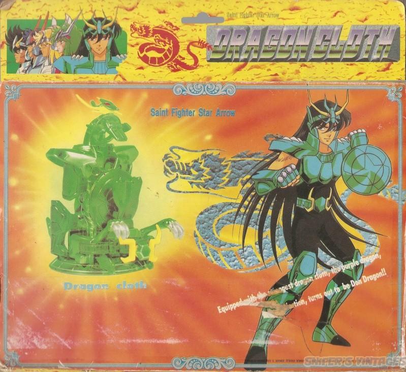 Cavalieri dello Zodiaco Bootlegs anni '80 - '90 Dragon13