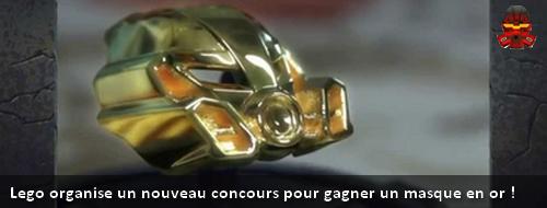 [Concours] Construisez un masque Bionicle pour tenter de gagner un masque en or ! Banniy10