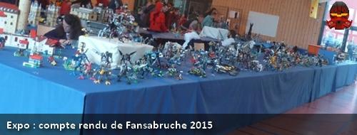 [Expo] Compte rendu de Fansabruche 2015 Banniy15
