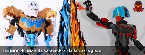 [MOC] Les MOC du Mois de Septembre : le feu et la glace Wipban10