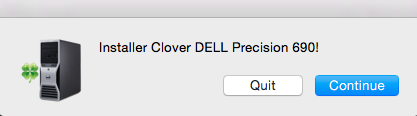 Clover DELL Precision 690  213