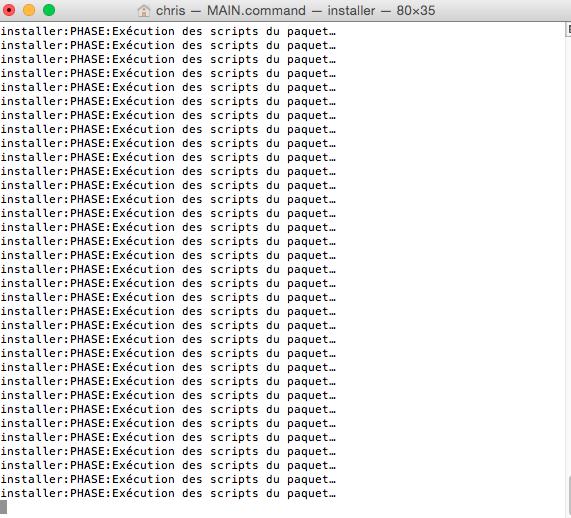 """Disponibilité de """"OS X El Capitan GM Candidate"""" - Page 2 3310"""