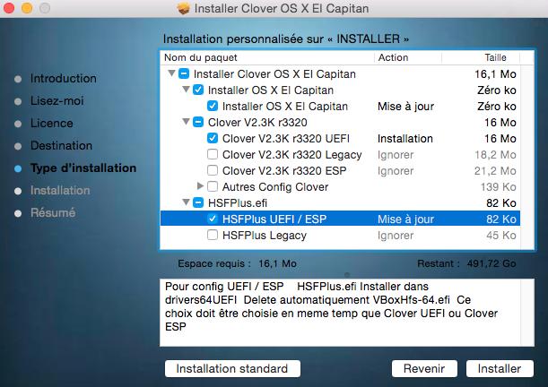 Istallation OS X 10.11 El Capitan Z87X-UD5H 416