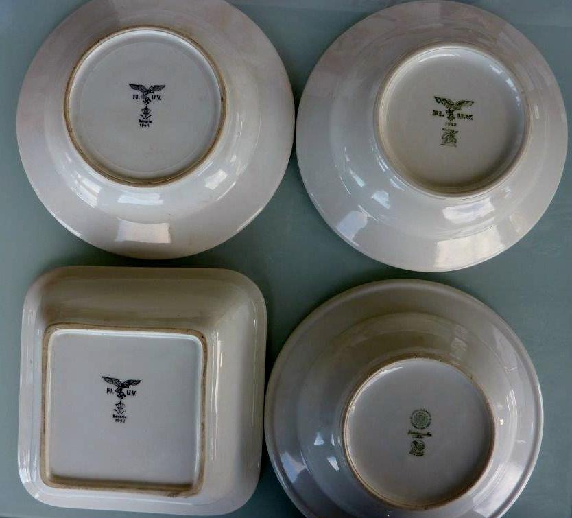 3 céramiques luft & 1 du DAf P1260314