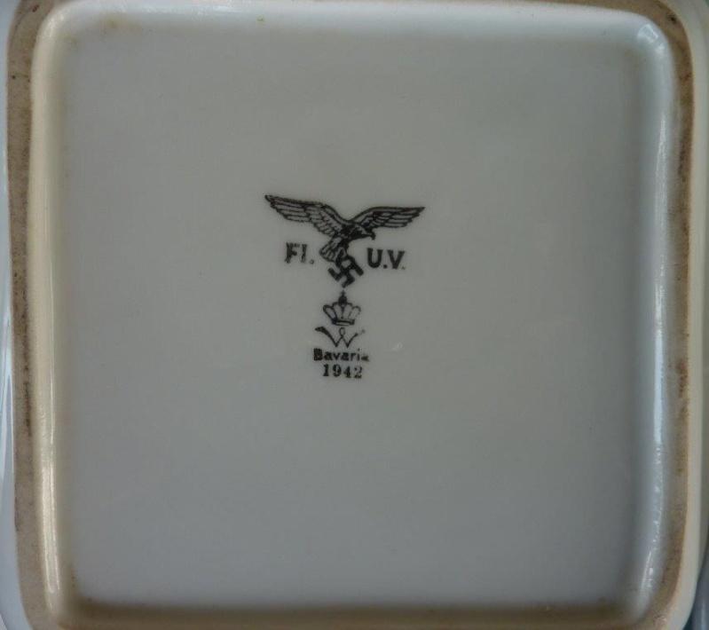 3 céramiques luft & 1 du DAf P1260317
