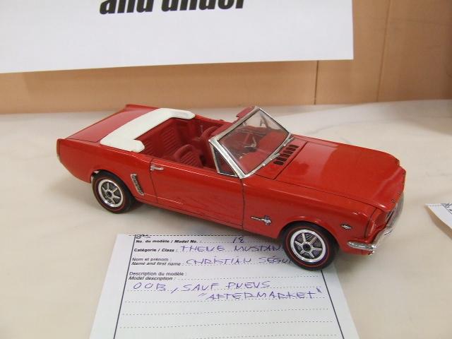 1964½ Mustang conv. Monogram 1/24 Dscf3910
