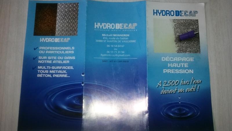 Hydrodécapage 20151113