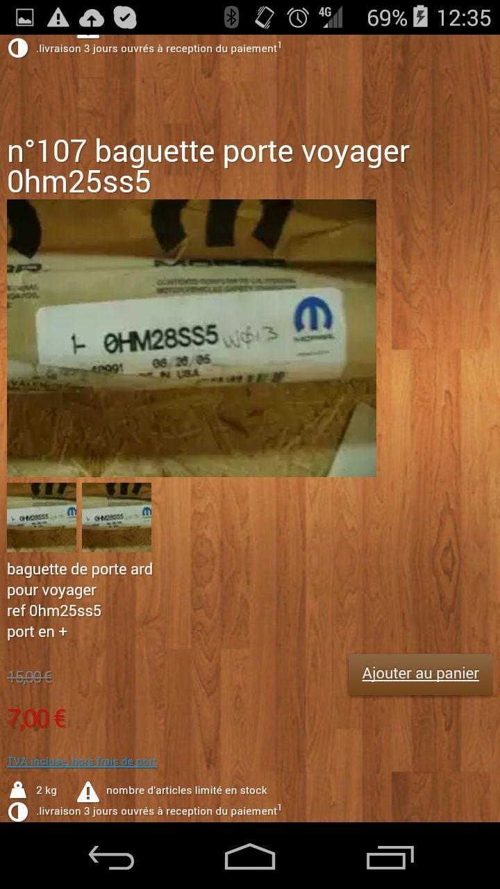 recherche baguettes Screen11