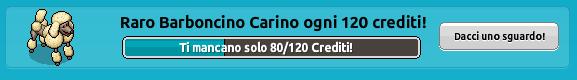 [ALL] Raro Barboncino Carino ogni 120 crediti Barbon10