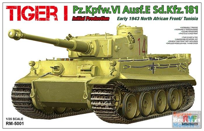 Rye Field Model Rfm011