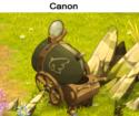 Indices Chasse aux trésors et Portail. Canon10