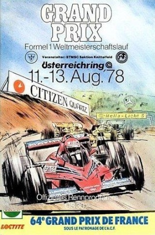 SPECIAL EVENT F1 1978 Historic - RFactor 1 310