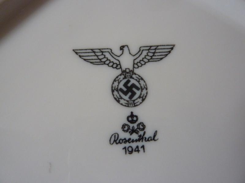 Plat à légumes Rosenthal 1941 P1220322