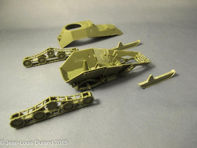 BA-64 3Skh - VISION MODELS 35005 + photo-découpe MINOR SCALE MODELS - 1/35 27102034