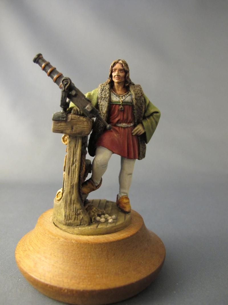 Cristobal Colon, 1492 - F.M. BENEITO - 60mm - Huile Img_6821