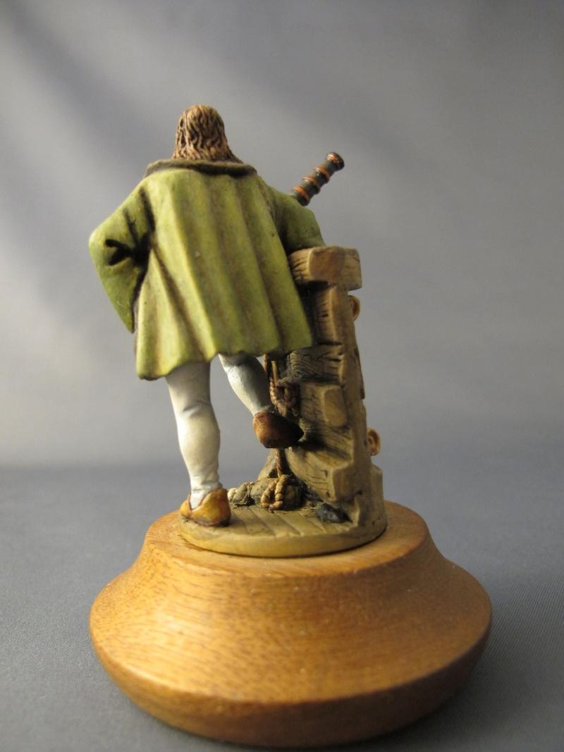 Cristobal Colon, 1492 - F.M. BENEITO - 60mm - Huile Img_6823