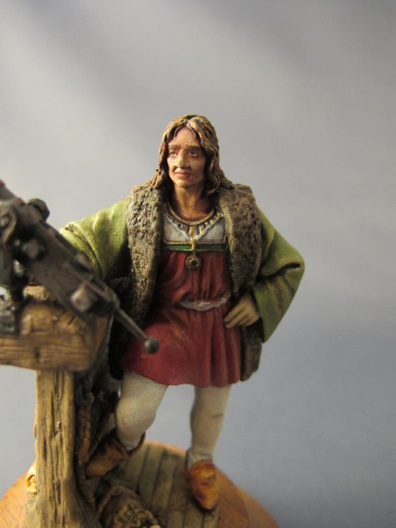 Cristobal Colon, 1492 - F.M. BENEITO - 60mm - Huile Img_6825