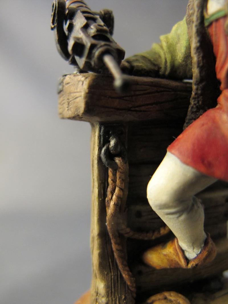 Cristobal Colon, 1492 - F.M. BENEITO - 60mm - Huile Img_6829