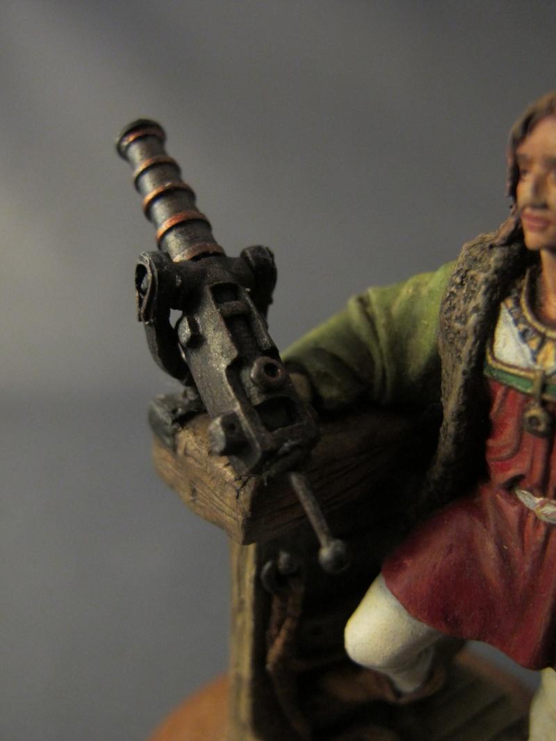 Cristobal Colon, 1492 - F.M. BENEITO - 60mm - Huile Img_6830
