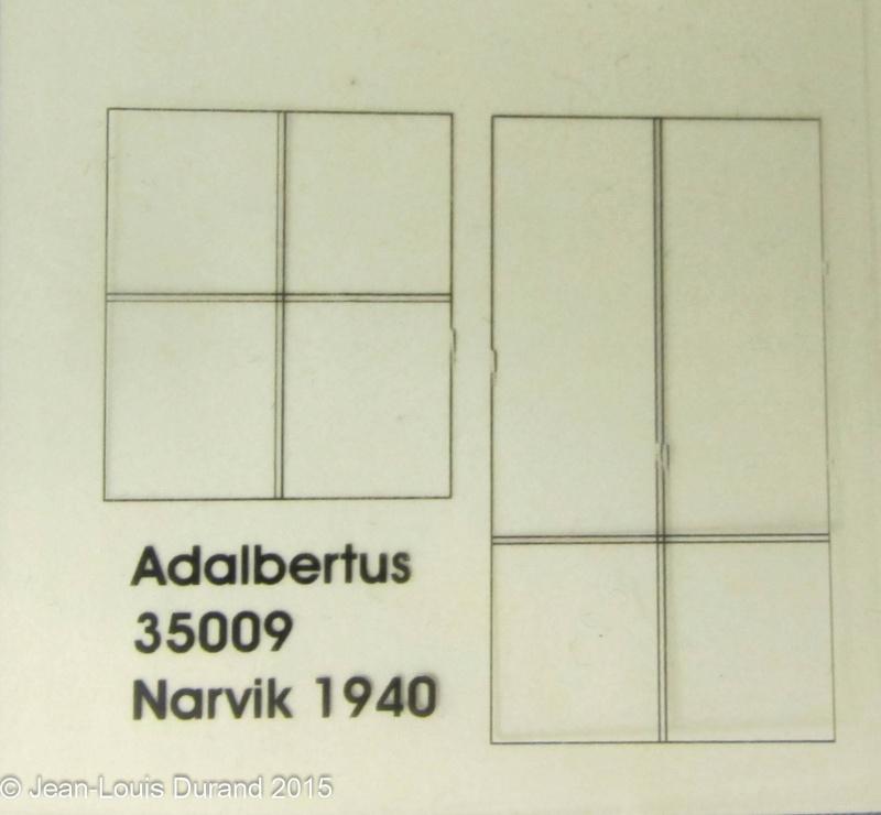 Diorama - Narvik 1940 - ADALBERTUS 35009 - 1/35 Narvik14