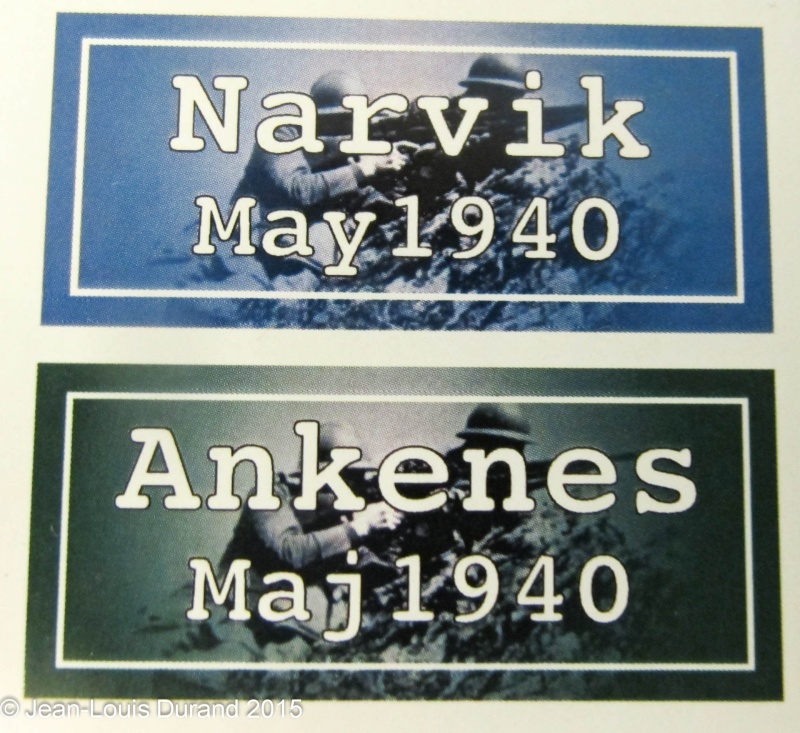 Diorama - Narvik 1940 - ADALBERTUS 35009 - 1/35 Narvik17