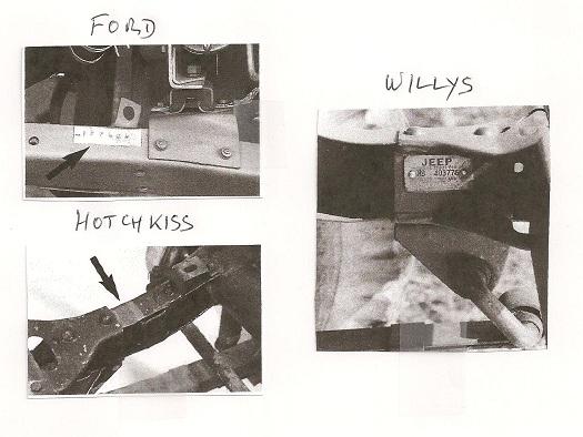 Comment reconnaitre une Willys, Ford ou Hotchkiss ? Plaque10
