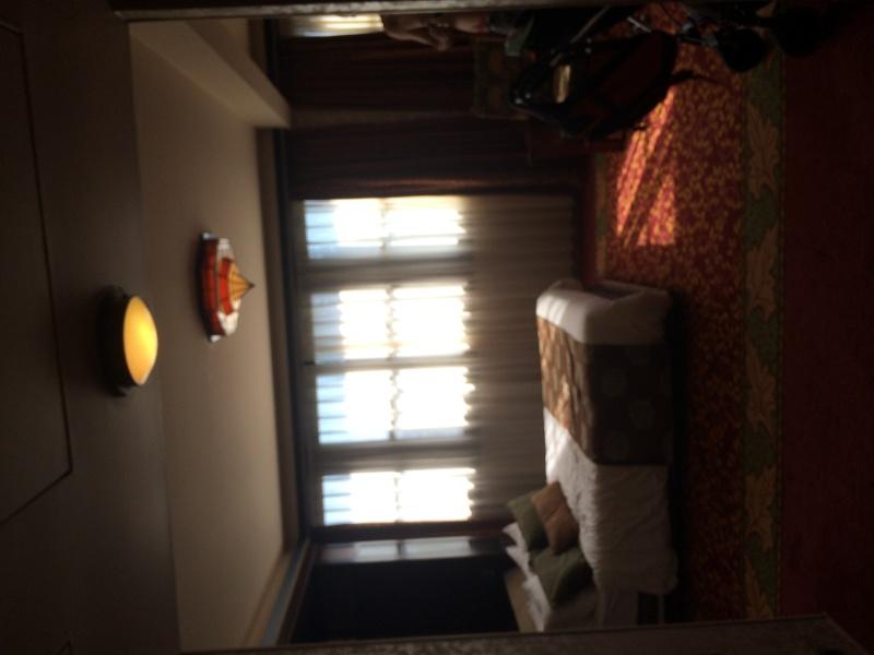 TR du 10 au 12 Septembre Sequoia Lodge en GFC..... Chambr18