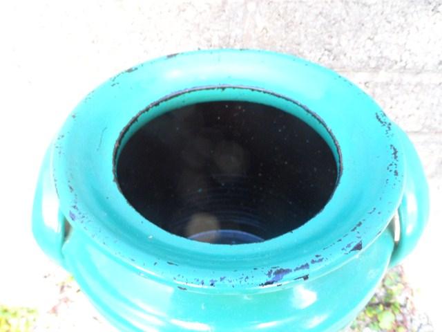 Terracotta glazed jar 003_6410