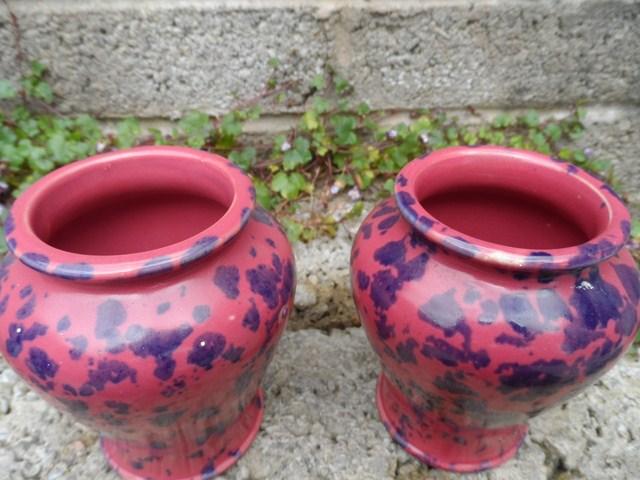 Pair of ceramic jars  016_6410