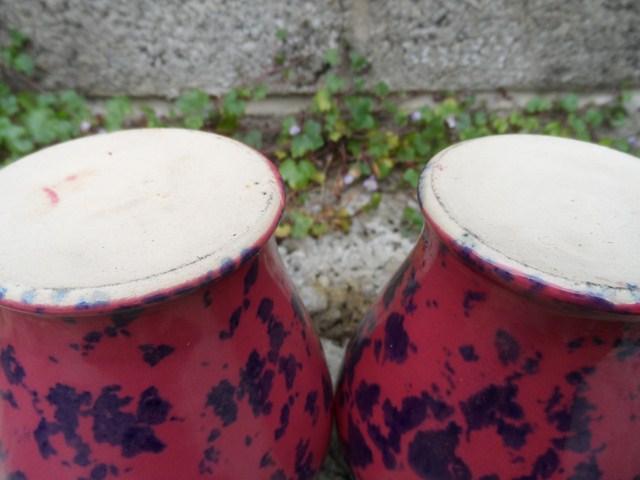 Pair of ceramic jars  017_6410