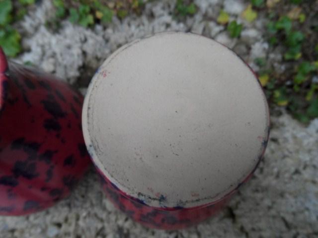 Pair of ceramic jars  018_6410