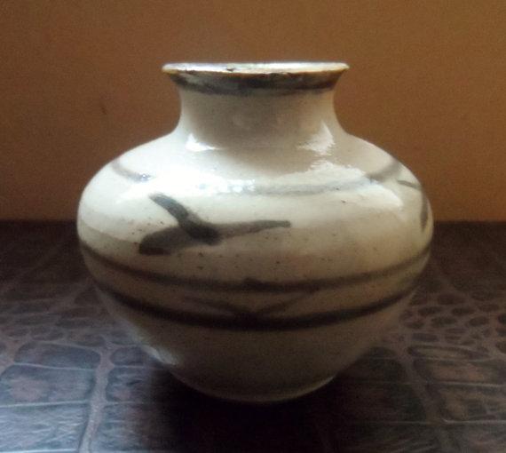 Japanese style vintage studio pot Il_57010