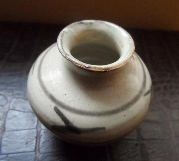 Japanese style vintage studio pot Il_57011